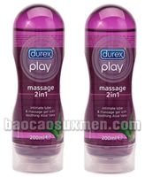 Gel Durex Massage 2 in 1 (Lọ 200ml)