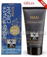 Kem bôi cương dương Man Penis Power Cream