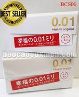 Bao cao su mỏng nhất thế giới Sagami Original 0,01mm