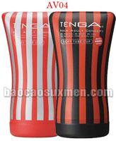 Cốc thủ dâm nam Tenga Soft Tube Cup - Nhật Bản