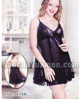 Váy ngủ gợi cảm No474#