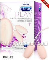 Trứng rung 2 đầu Durex Dual Head Vibration