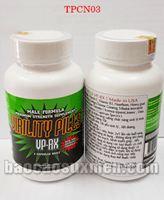 Virility Pills - VPRX Tăng cường sinh lý chon nam giới
