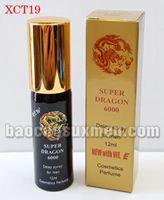 Thuốc xịt chống xuất tinh sớm Super Dragon 6000