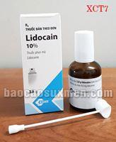 Thuốc xịt Lidocain 10% chống xuất tinh sớm ở nam giới