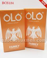 Bao cao su gia đình OLO Family