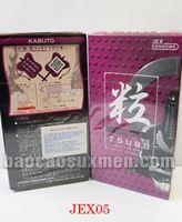 Bao cao su Jex Katabuto Tsubu - Có gai ,chống xuất tinh sớm