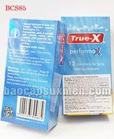 Bao cao su Tre-X Perfomax chống xuất tinh sớm