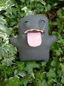 Gấu bông có bộ răng giống người