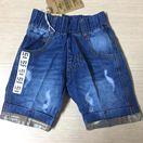 Quần Jeans lai lính bé trai Size 1/2-7/8 Dây 7 chiếc Chất jeans mềm đẹp, không bai, không ra màu