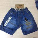 Quần Jeans mỏ neo Size 1/2-5/6 Dây 5 chiếc Chất jeans mềm đẹp, không bai, không ra màu