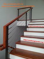 Cầu thang dây cáp 274