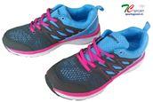 Giày chạy bộ nữ Nexgen NX-11872 ghi xanh