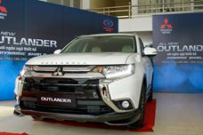 Xe Mitsubishi Outlander 2.0 CVT STD nhập nguyên chiếc Nhật Bản