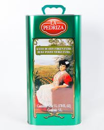 Extra Virgin Olive Oil La Pedriza 5l
