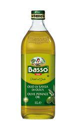 BASSO Pomance Olive Oil 1L