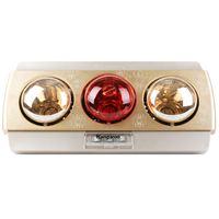 Đèn sưởi hồng ngoại Kangaroo 3 bóng KG252A