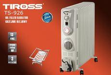 Máy sưởi dầu 13 thanh có quạt Tiross TS926
