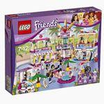 Đồ chơi LEGO Friends 41058 - Trung tâm thương mại thành phố