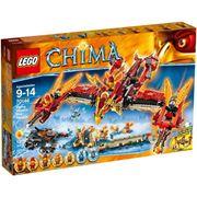 Đồ chơi xếp hình Lego Chima 70146 - Ngôi Đền Phượng Hoàng Lửa