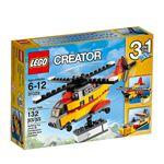 Đồ chơi xếp hình Lego Creator 31029 - Trực thăng vận tải