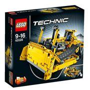 Đồ chơi xếp hình Lego Technic 42028 - Xếp hình Bulldozer