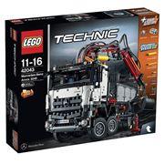 Đồ Chơi Lego Technic 42043 - Xe Đa Năng Mercedes-Benz Arocs 3245
