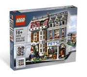 Đồ chơi xếp hình Lego Creator 10218 - Pet Shop