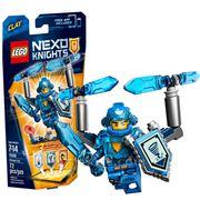 Đồ chơi xếp hình Lego Nexo Knights 70330 - Hiệp sĩ Clay