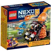 Đồ chơi xếp hình Lego Nexo Knights 70311 - Cỗ xe bắn đá