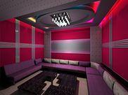 Ghế sofa karaoke nỉ,vải,da YSK 002