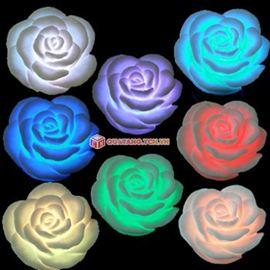 Đèn trang trí hình hoa hồng lãng mạn