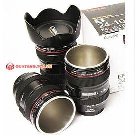 Lens Mug cốc nước hình ống kính máy ảnh Canon DSLR zoom 28-135mm
