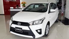 Toyota Yaris E 1.5 CVT Số Tự Động