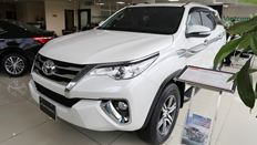 Toyota Fortuner 2.7 V 4x2 AT Số Tự Động (Máy Xăng) 1 Cầu