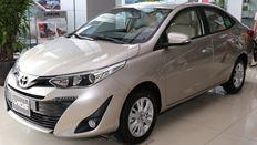 Toyota Vios 1.5 G AT Số Tự Động