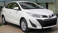 Toyota Vios 1.5 E MT Số Sàn