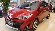 Toyota Yaris 1.5 G CVT Số Tự Động