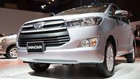 Toyota Innova thế hệ mới ra mắt tại Việt Nam, giá từ 793 triệu đồng