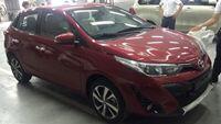 Lộ hình ảnh nóng Toyota Yaris 2018 mới tại Đại lý: giống Vios 90%
