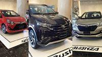 Lộ giá dự kiến 3 mẫu xe Toyota nhập khẩu mới: Wigo - Rush - Avanza