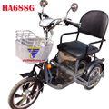 Xe lăn điện 3 bánh tự chế giá rẻ HA688G