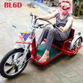 Xe lăn điện 3 bánh cho người bị liệt BL6D