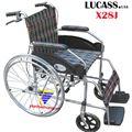 Xe lăn có phanh Lucass X28J mẫu mới