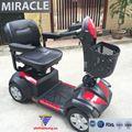 Xe lăn điện 4 bánh Miracle cho người già, người khuyết tật