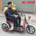 Xe lăn điện 3 bánh giá rẻ cho người già, người khuyết tật HA 268D