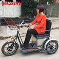 Xe ba bánh điện HA268G giá rẻ nhất Việt Nam