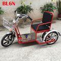 Xe điện ba bánh cho người bị liệt chân BL6N