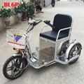 xe điện ba bánh BL6P cho người bị liệt tay và chân bên phải hoặc trái