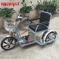 Xe lăn điện 3 bánh HA268GT cho người khuyết tật, người già